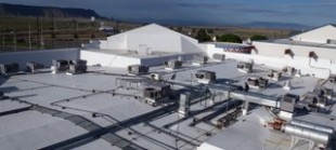 Ute Mountain Casino Roofing Improvements